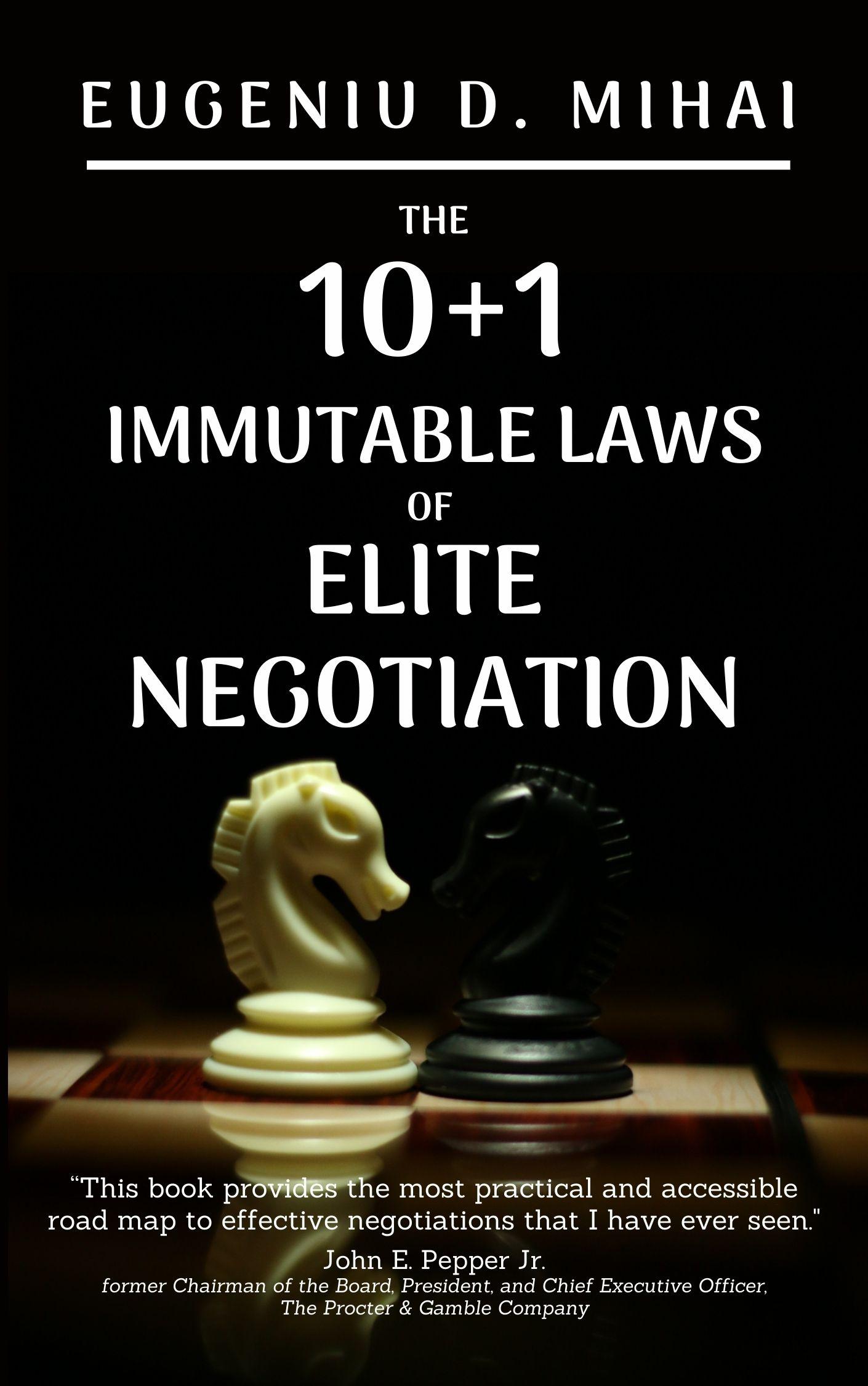 Elite Negotiation