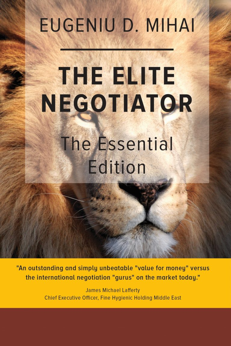 The Elite Negotiator
